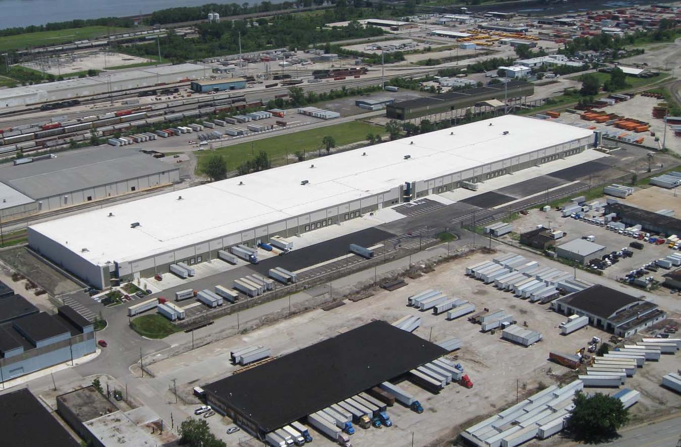 North Broadway Distribution Center The Freightway