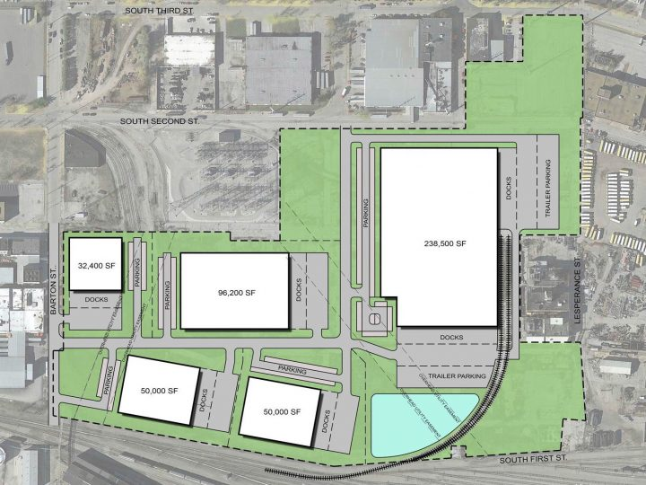 Construction starts on new industrial project in South City