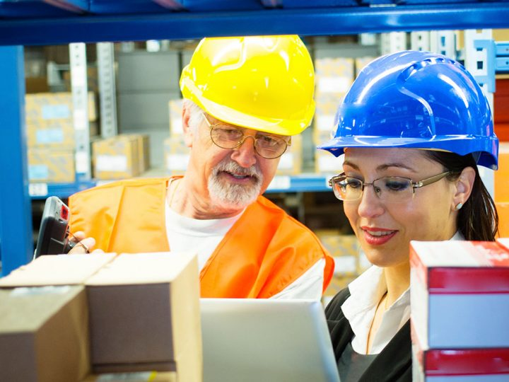 Fenton Logistics Park Taking Shape With Construction Of BJC Warehouse