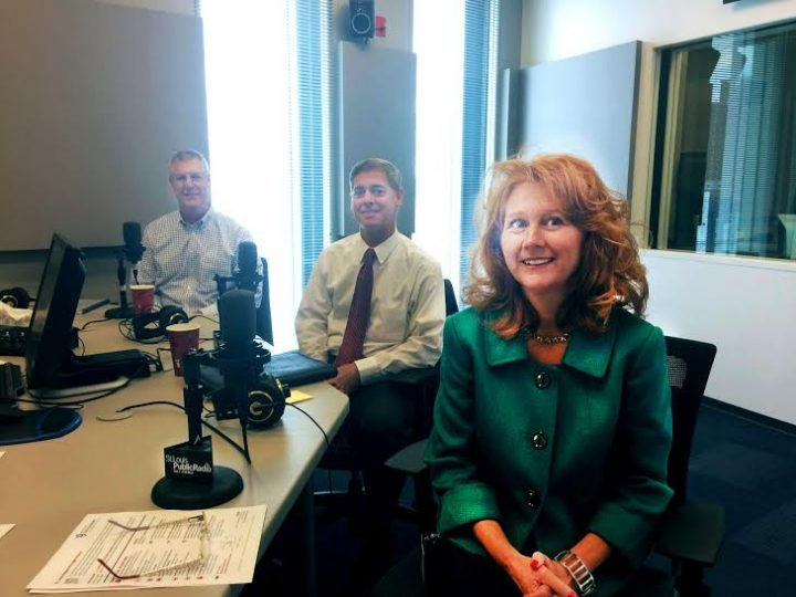 St. Louis Regional Freightway & America's Central Port Exec. Directors Discuss Partnership, Future of Freight on St. Louis Public Radio