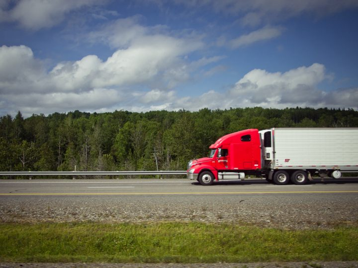 Truck-driver startup raises seed money