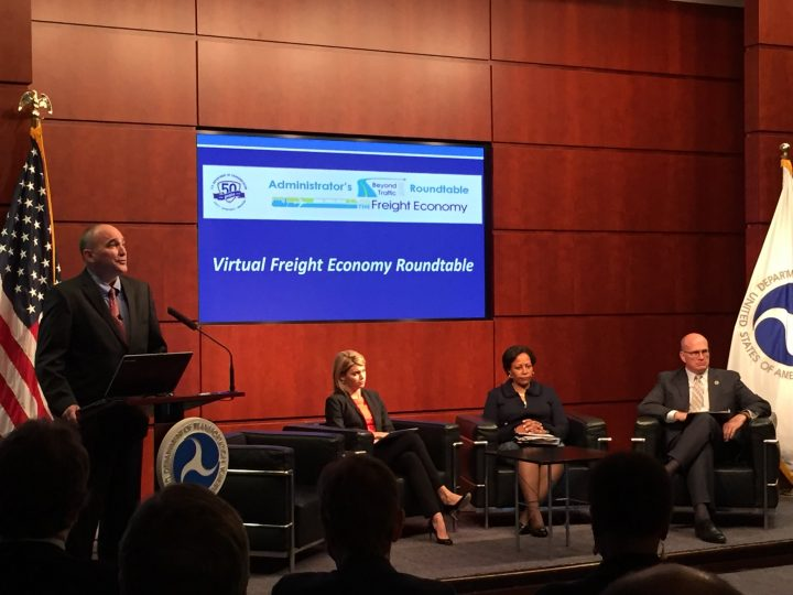 U.S. DOT Roundtable Shines a Spotlight on St. Louis Regional Freightway
