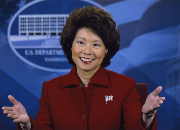 Trump Picks Elaine Chao for Transportation Secretary