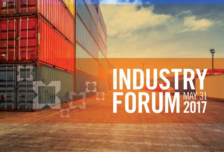 Industry Forum 2017