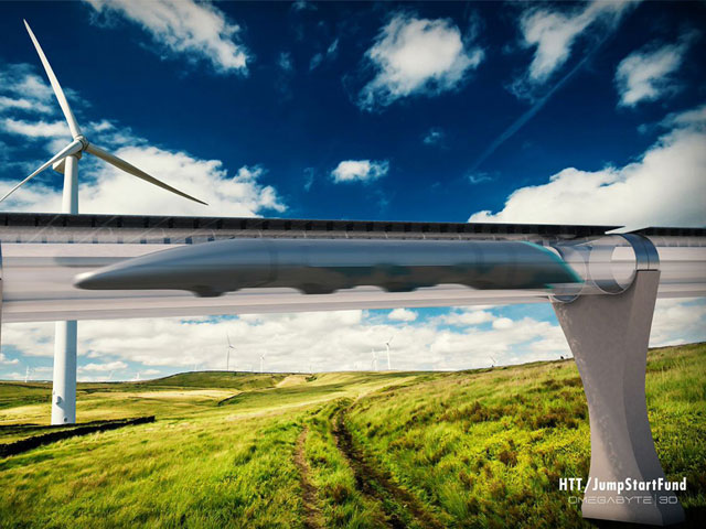 New transportation system: St. Louis to Kansas City in 23 minutes?