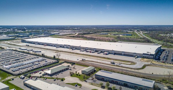 Contegra builds massive logistics center to serve GM assembly plant