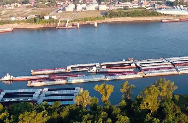 Plan moving forward to build new port along Mississippi River