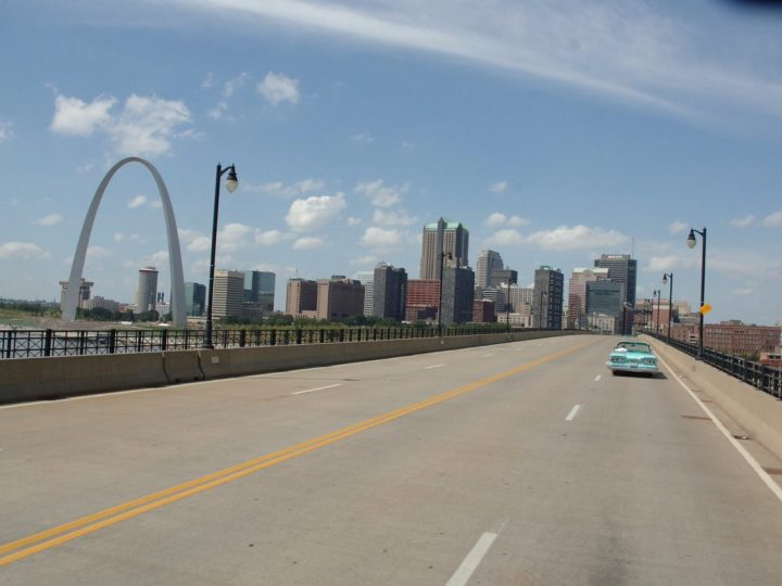 St. Louis standard of living ranks 7th among large U.S. metros