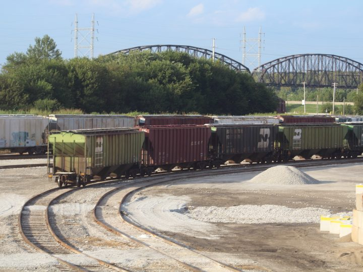 Intermodal Rails' Contribution to Port Traffic