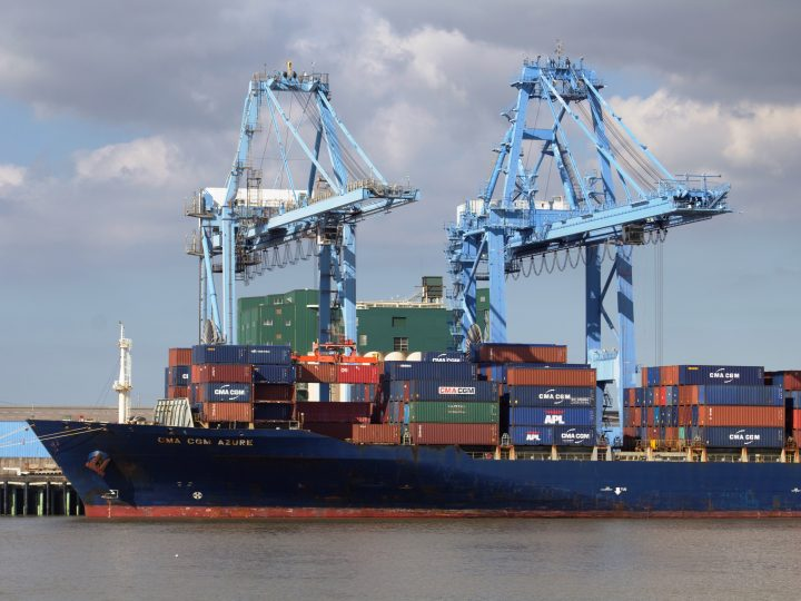 Container-on-barge service positions Port NOLA for resins export growth