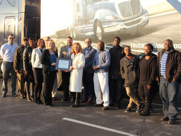 New Registered Apprenticeship Program Addresses Shortfall in Regional Freight and Trucking Workforce