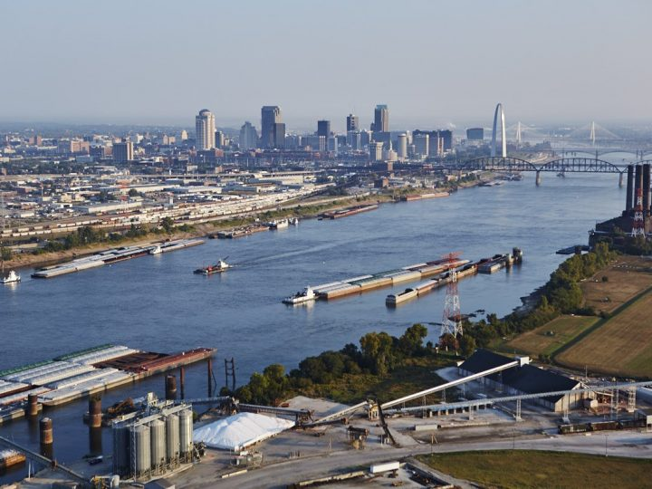 Trains, planes and barge-o-mobiles: Moving St. Louis forward as a global freight hub