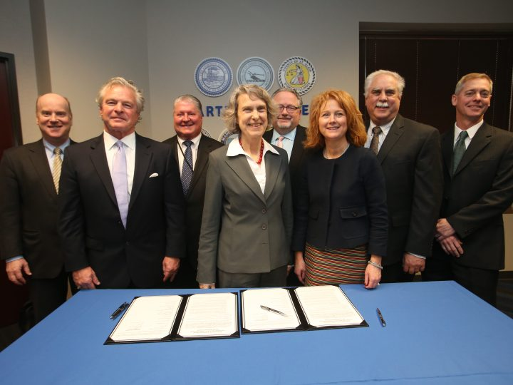 St. Louis Regional Freightway, Port of Plaquemines and St. Louis Regional Ports Sign Agreement to Foster Economic Growth on the Mississippi River