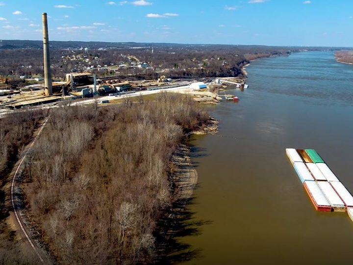 St. Louis region could deliver new shipping alternatives as global supply chain disruptions hit the Midwest