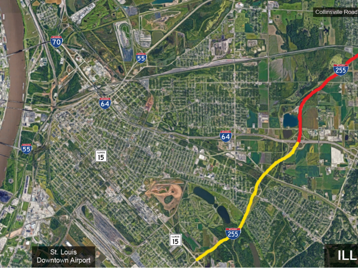 5 things you need to know now before work closes down parts of I-255