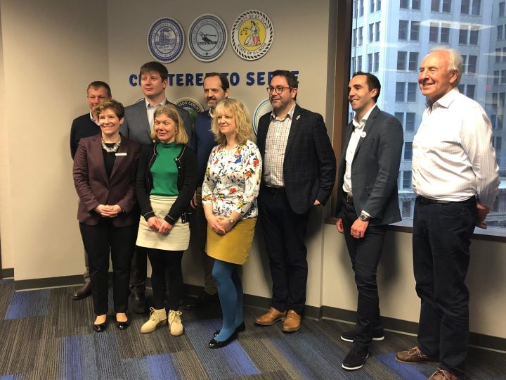 British agtech leaders visit St. Louis as they look to expand presence here