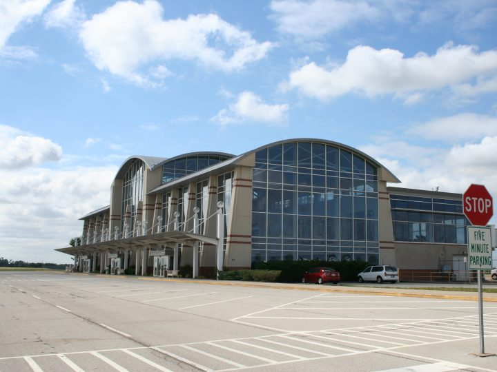 MidAmerica Airport gets $6M grant to expand, upgrade terminal