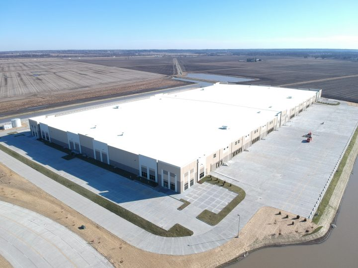 Contegra Completes First Industrial Warehouse At Northpoint Development's Gateway Tradeport