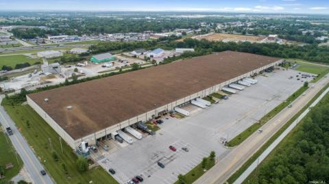 1290 Interstate Drive in Wentzville, Missouri