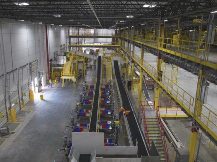Midwest industrial market trails demand. Here's how much space St. Louis needs to compete.