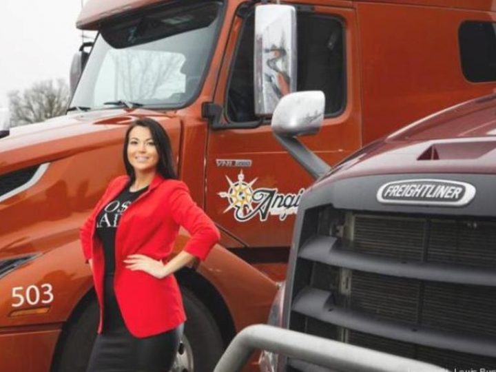 Trucking company Angie's Transportation plots expansion with new HQ