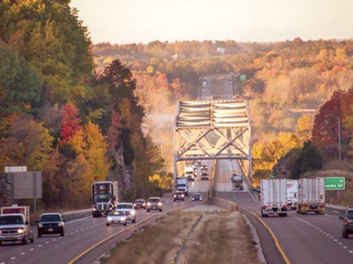 Missouri DOT Progresses With I-70 Rocheport Bridge Replacement Project