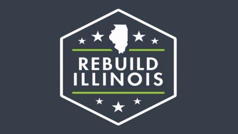 Rebuild Illinois logo