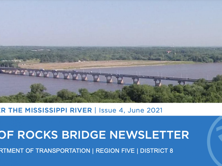 IDOT June 2021 Newsletter – I-270 Project
