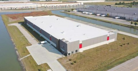 TriStar Properties is investing $7 million to add 60,000 square feet to this 102,500-square-foot distribution center leased by Phillips 66 within the Gateway Commerce Center in Edwardsville.