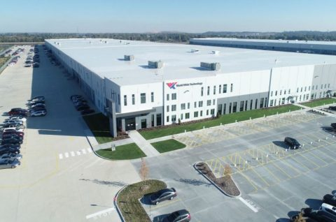 World Wide Technology warehouse.